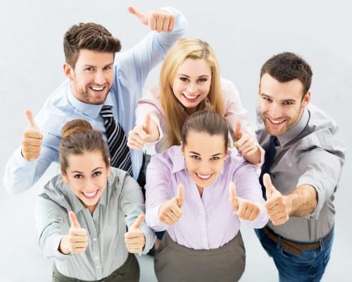 Zespół B4Internet to optymiści i pasjonaci marketingu internetowego