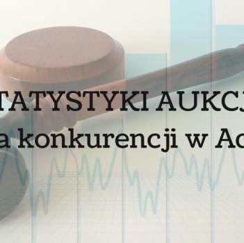 Statystyki aukcji w AdWords