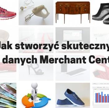 Plik danych Merchant Center