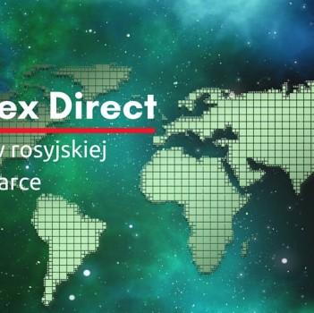 reklama w rosyjskiej wyszukiwarce Yandex