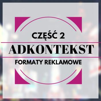 Formaty reklam AdKonteskt