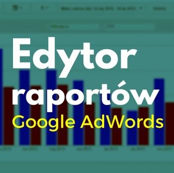 Szybkie raportowanie w Google AdWords