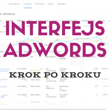 Interfejs AdWords krok po kroku